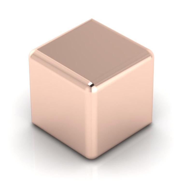14 karátos rosé arany eljegyzési gyűrű