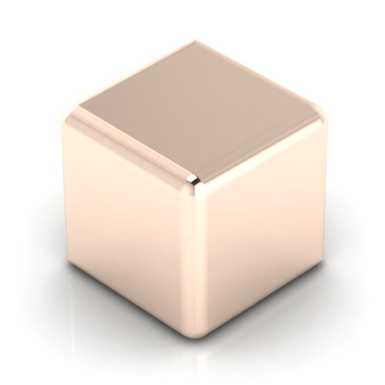 18 karátos rosé arany eljegyzési gyűrű