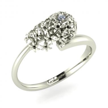 Sweet Candia eljegyzési gyűrű
