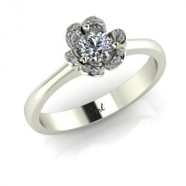 Baby Romantica eljegyzési gyűrű