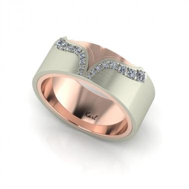 Sunset karikagyűrű