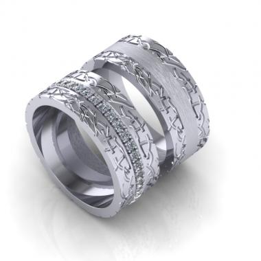 Eternale Flame karikagyűrű