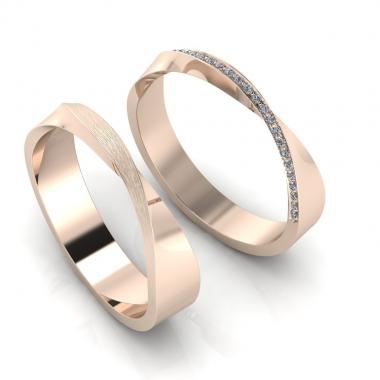 Möbius karikagyűrű