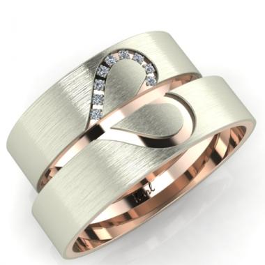 Love Story karikagyűrű